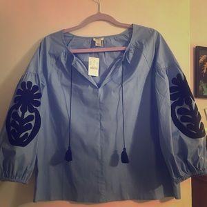 Brand new blouse